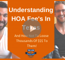 Texas HOA Tax Deed Fees. What Do They Mean?