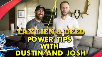 Power Tips For Tax Lien & Deed Investing