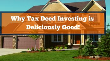 Why Tax Deed Investing is Deliciously Good! 🍗