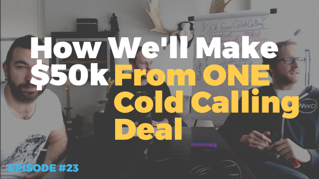 How To Make $50k From Cold Calling Step By Step