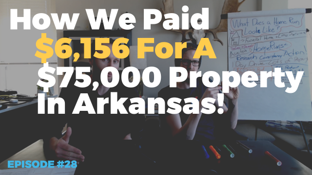 How We Paid $6,156 For A $75k Property In Arkansas