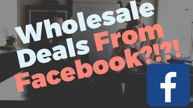 5 Tips For Wholesale Leads On Facebook